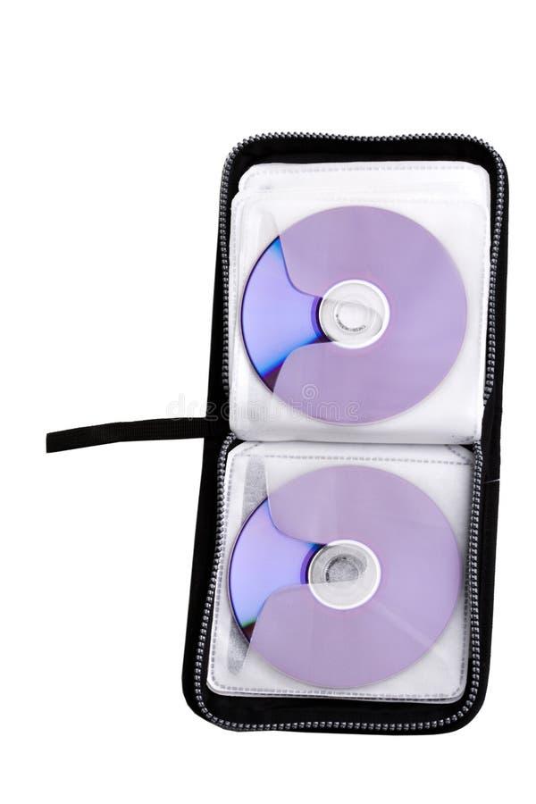 Caja CD de DVD imágenes de archivo libres de regalías