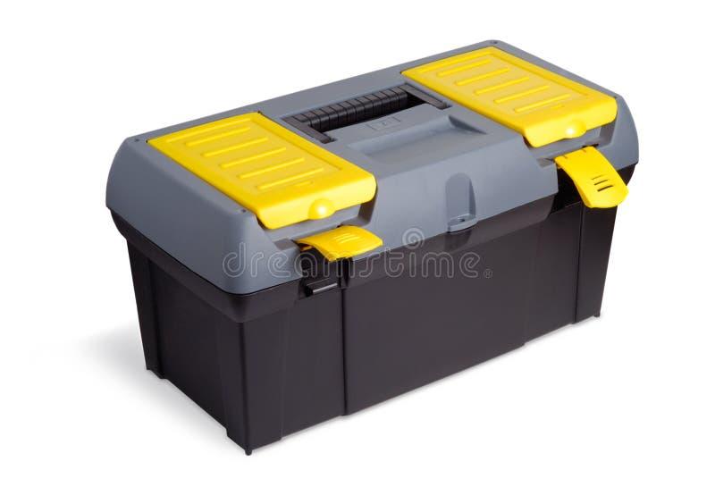 Caja de herramienta grande foto de archivo libre de regalías