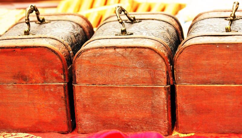 Caja de joya foto de archivo