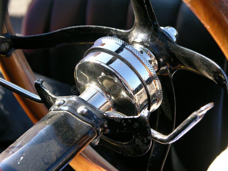 Caja modelo de T Speedster Steering Column y de engranajes fotos de archivo libres de regalías