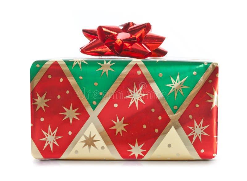 Cajas de regalo coloridas foto de archivo