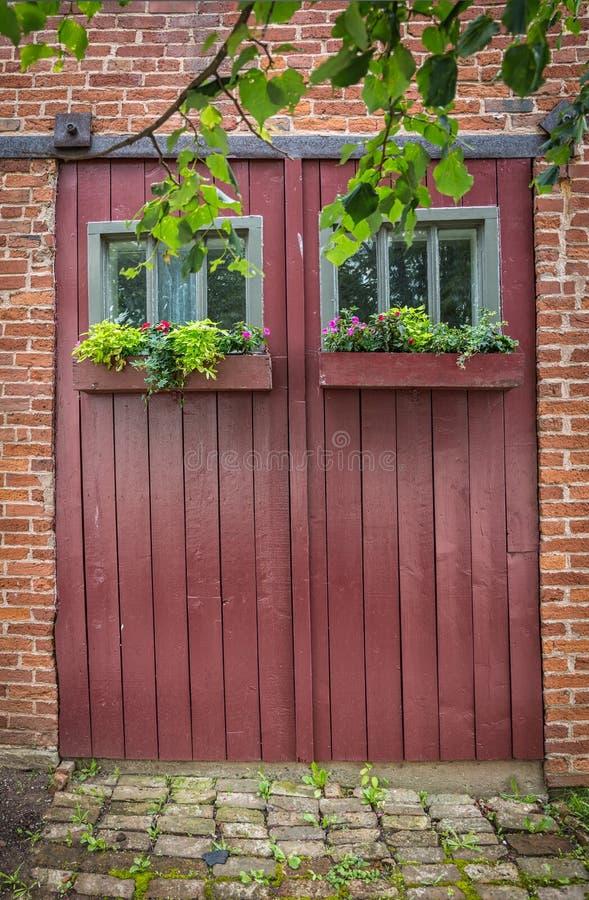 Cajas de ventana imagen de archivo libre de regalías