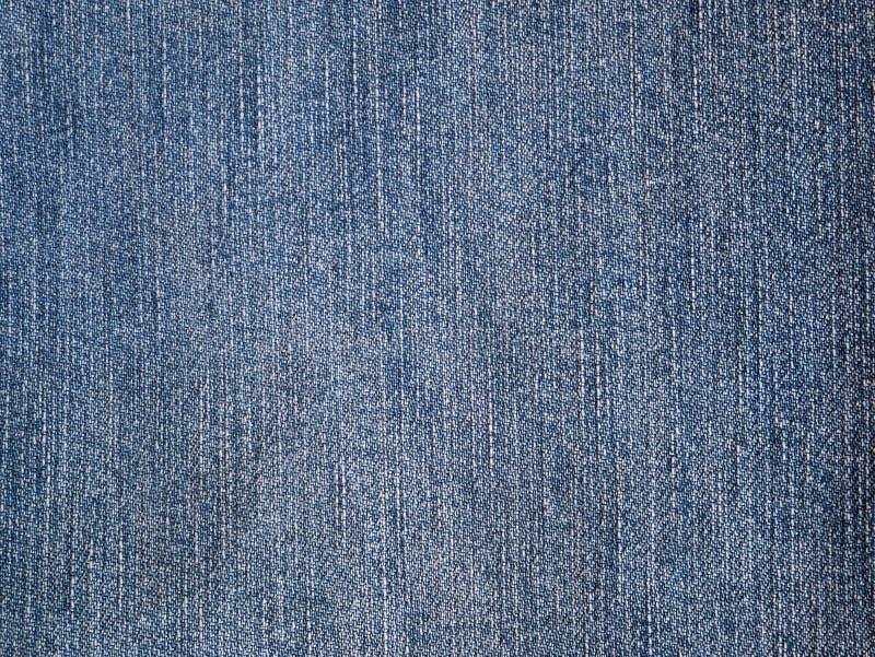 Cajg tkaniny sukienny wzór obrazy stock