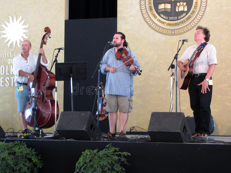 Download Cajun Music Band editorial stock image. Image of festival - 25523974