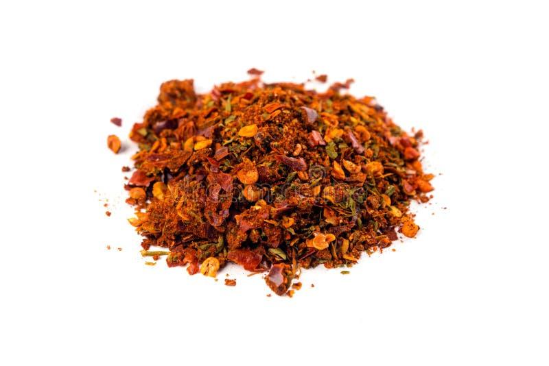 Cajun spice mix stock photos