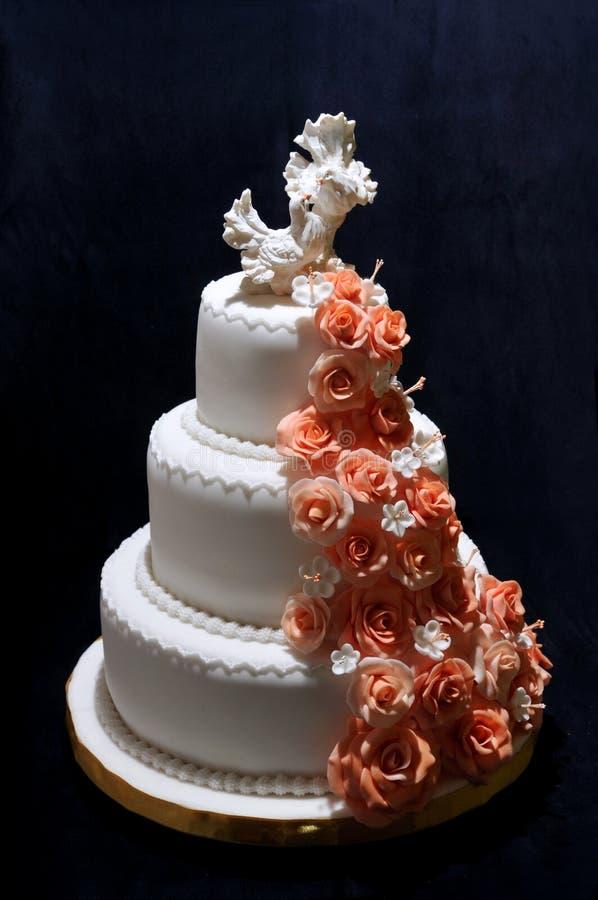 cak γάμος στοκ εικόνα με δικαίωμα ελεύθερης χρήσης