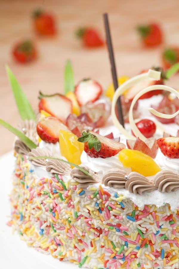 Download Cake stock image. Image of closeup, blackberries, celebrations - 22975351