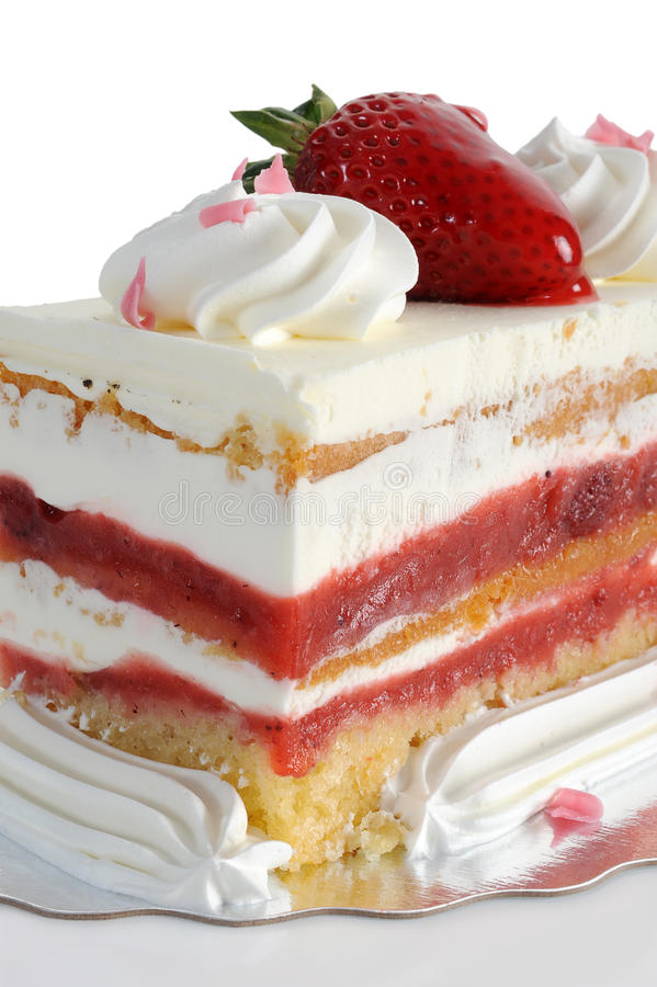 Download Cake stock photo. Image of sweet, strawberry, close, cherry - 29262338