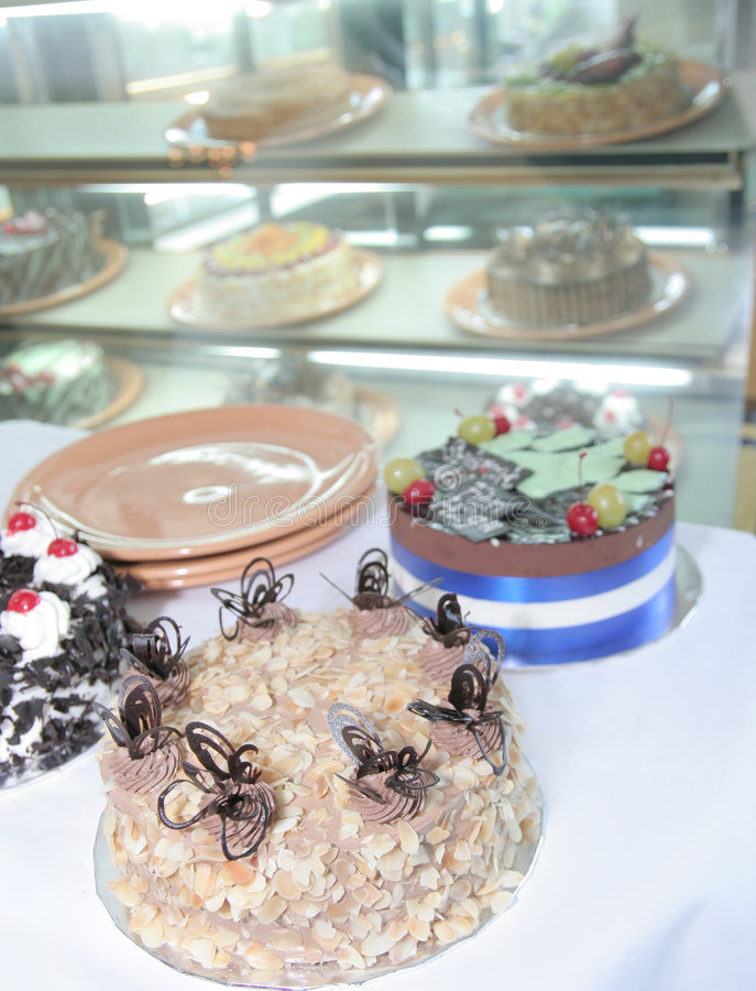 Cake, stock image
