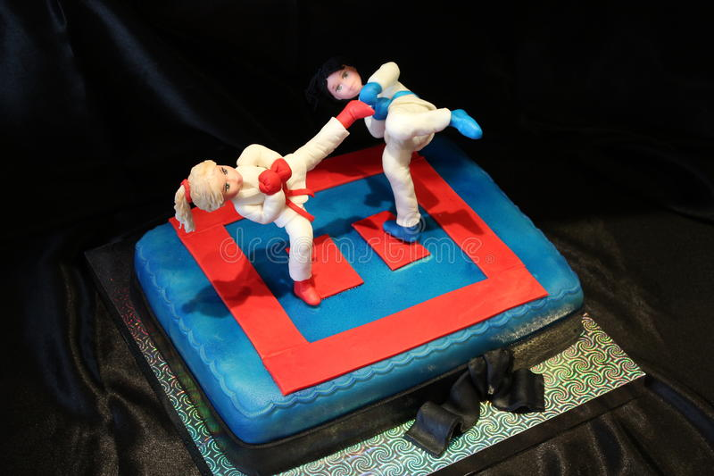 Cake royalty-vrije stock foto