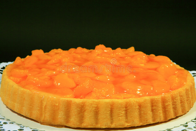 Cake. A photo of fresh, sweet and juicy cake royalty free stock image