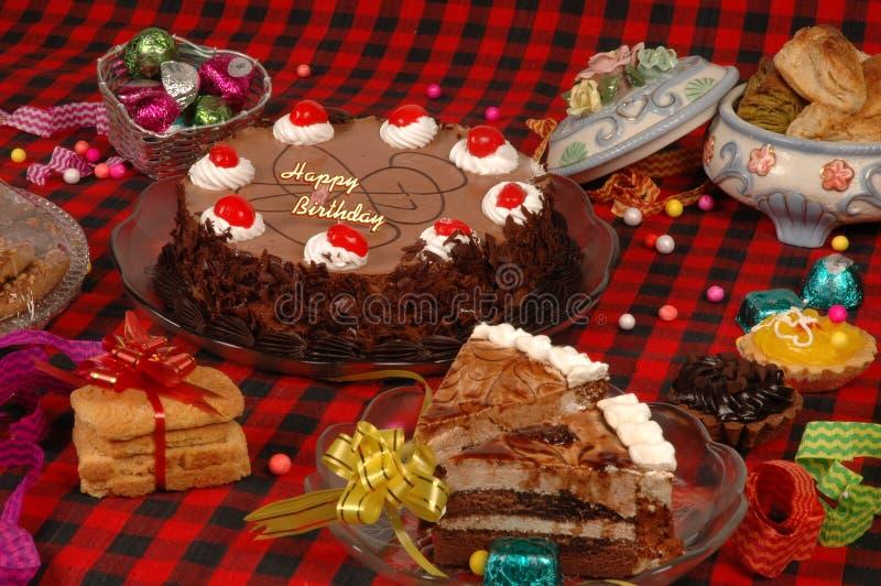 Cake for celebration royalty free stock image