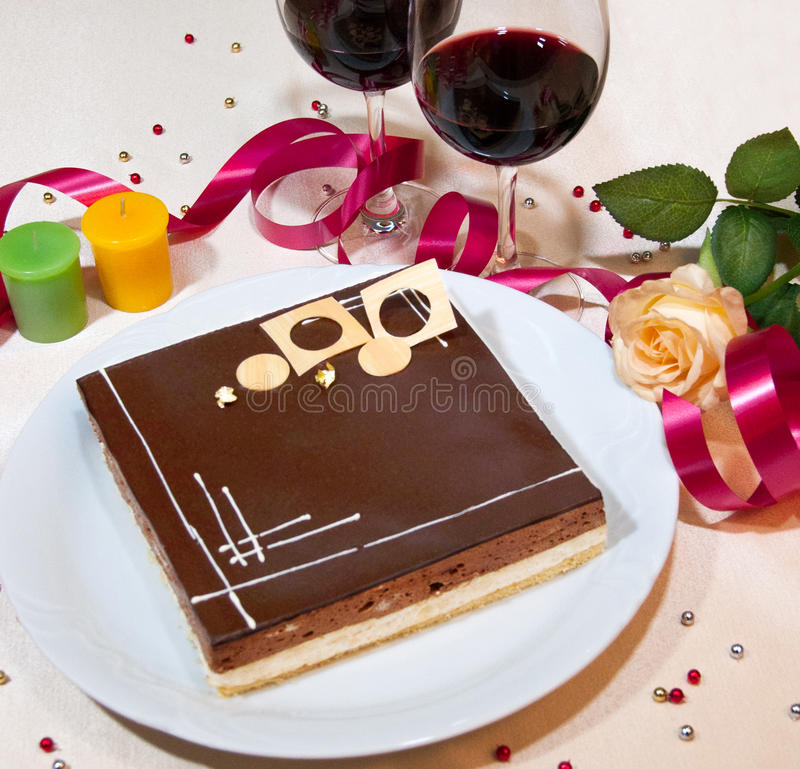 Download Cake stock image. Image of gastronomy, cakes, dessert - 39728041