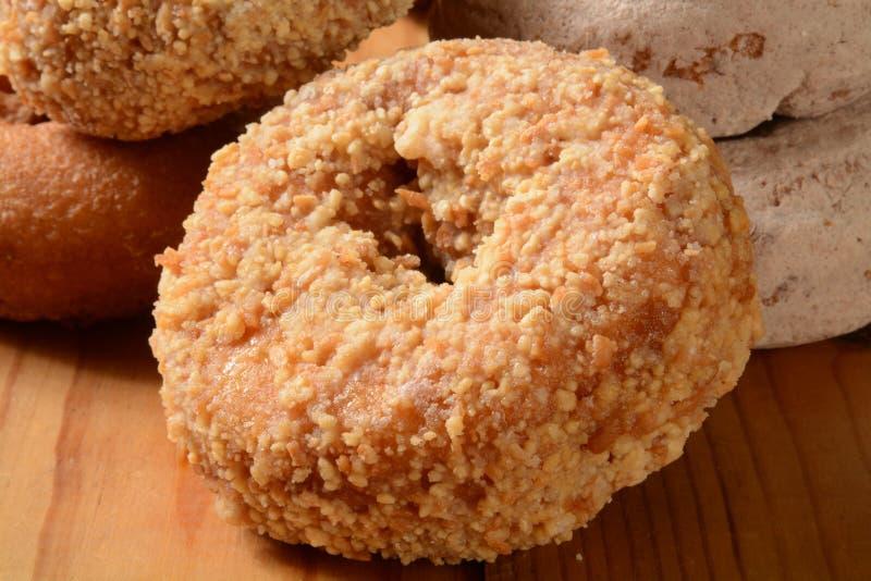 Cake donuts stock foto's