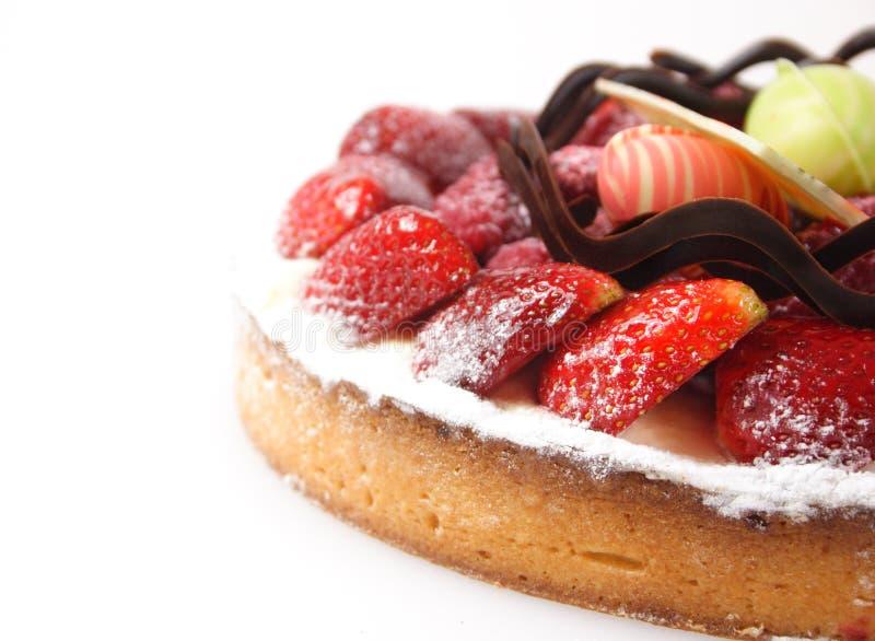 Download Cake fruit στοκ εικόνα. εικόνα από διακοπές, γλυκός, καρποί - 2231337
