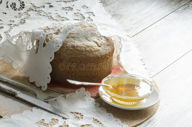 Download A Cake Made of Maize Flour. Retro Style. Stock Image - Image: 33824605