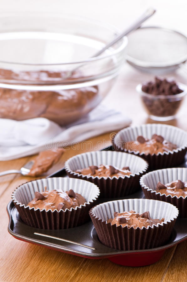 Download Cake Mixture stock image. Image of metal, bowl, sieve - 13362969
