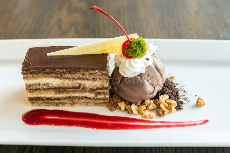 Cake Opera stock images