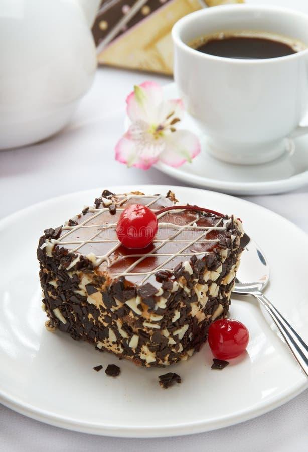 cake som sött tjänas som fotografering för bildbyråer