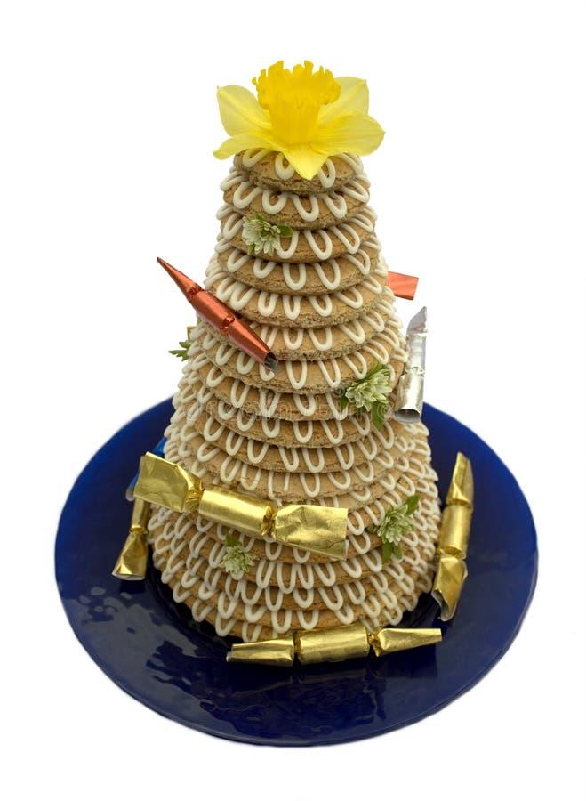 cake tower στοκ εικόνες με δικαίωμα ελεύθερης χρήσης