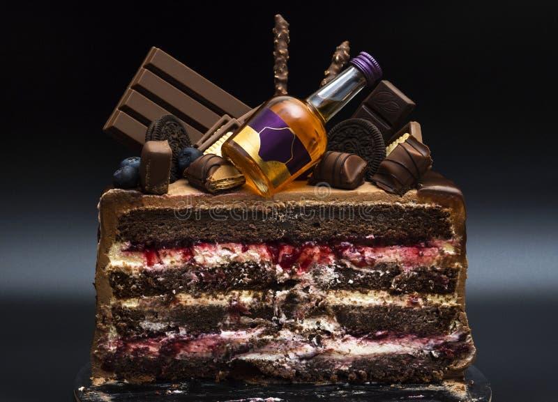 Wondrous Cake Alcohol Stock Photos Download 4 873 Royalty Free Photos Funny Birthday Cards Online Elaedamsfinfo