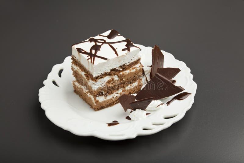 Download Cake stock image. Image of dark, creamy, birthday, cooking - 34484413