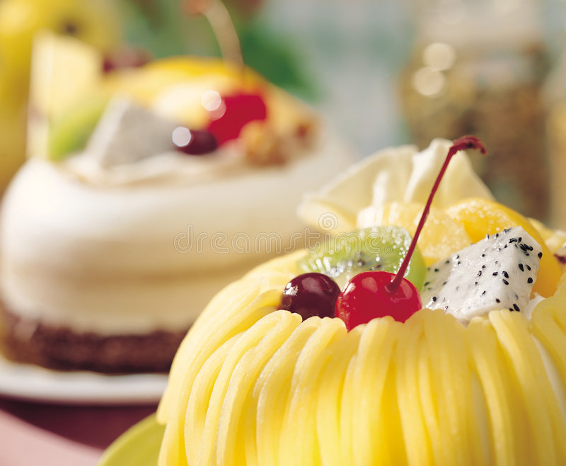 cake4 zdjęcie stock