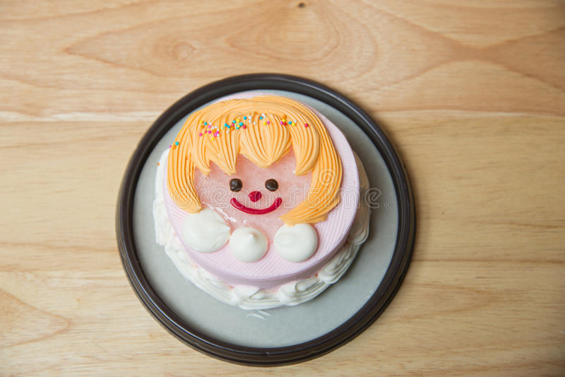 Cakebaby royalty-vrije stock afbeeldingen