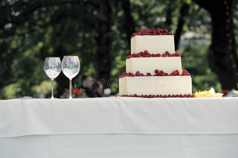 Download Cakebröllop fotografering för bildbyråer. Bild av förhållande - 996369
