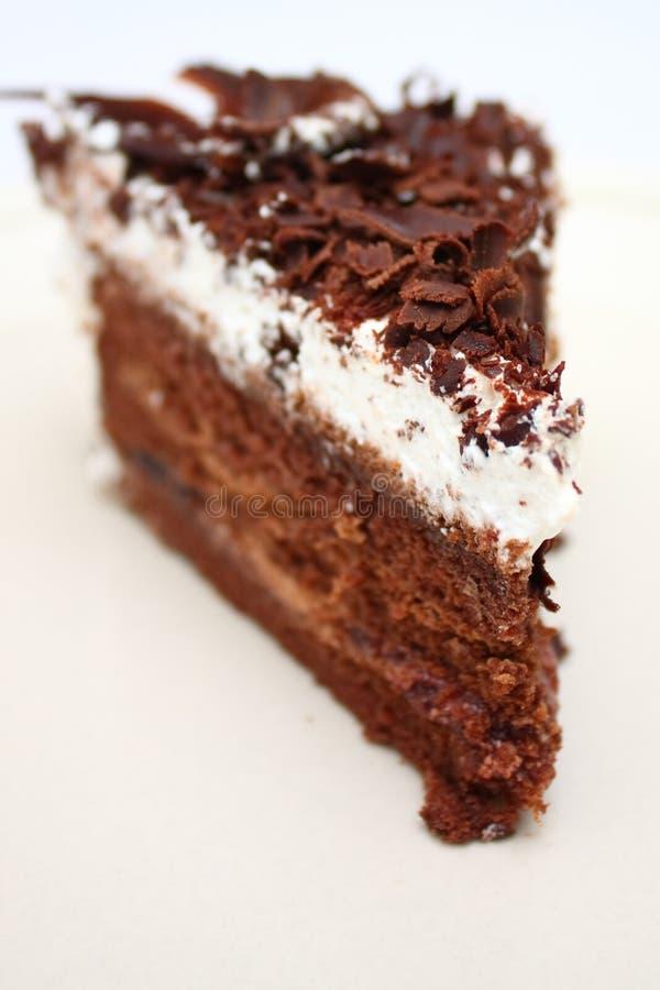 cakechokladstycke royaltyfri bild