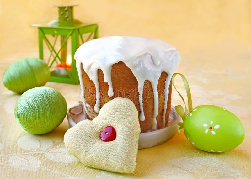 cakeeaster ägg royaltyfri bild