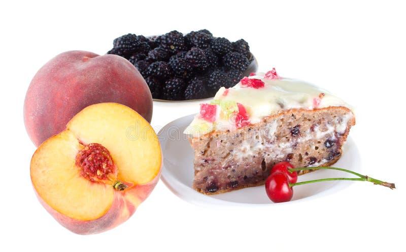 cakefrukter royaltyfria foton