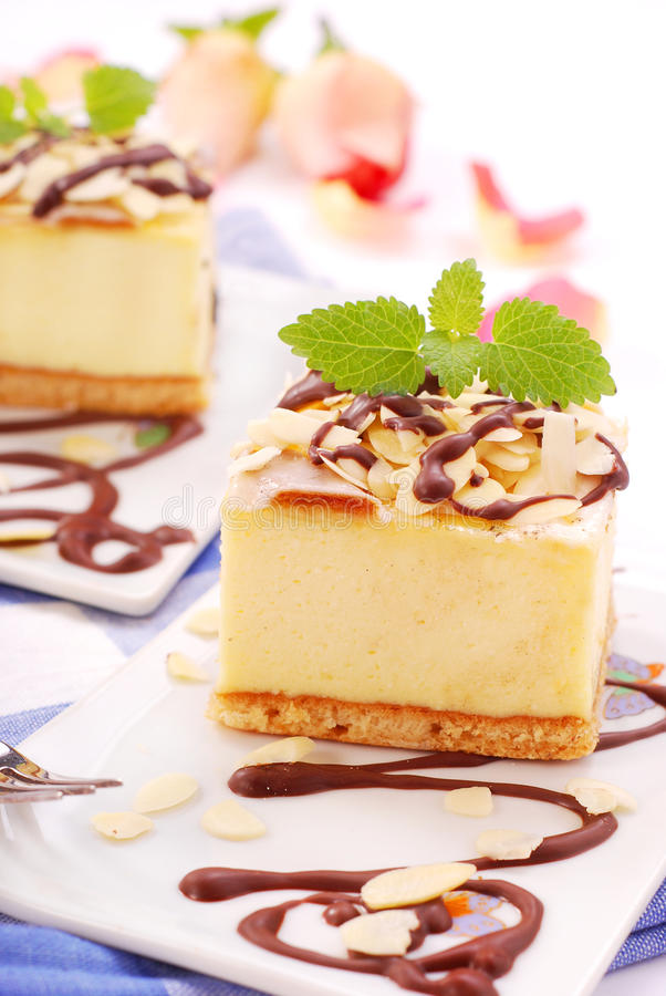 cakeost royaltyfria foton