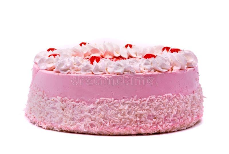cakepink arkivbild