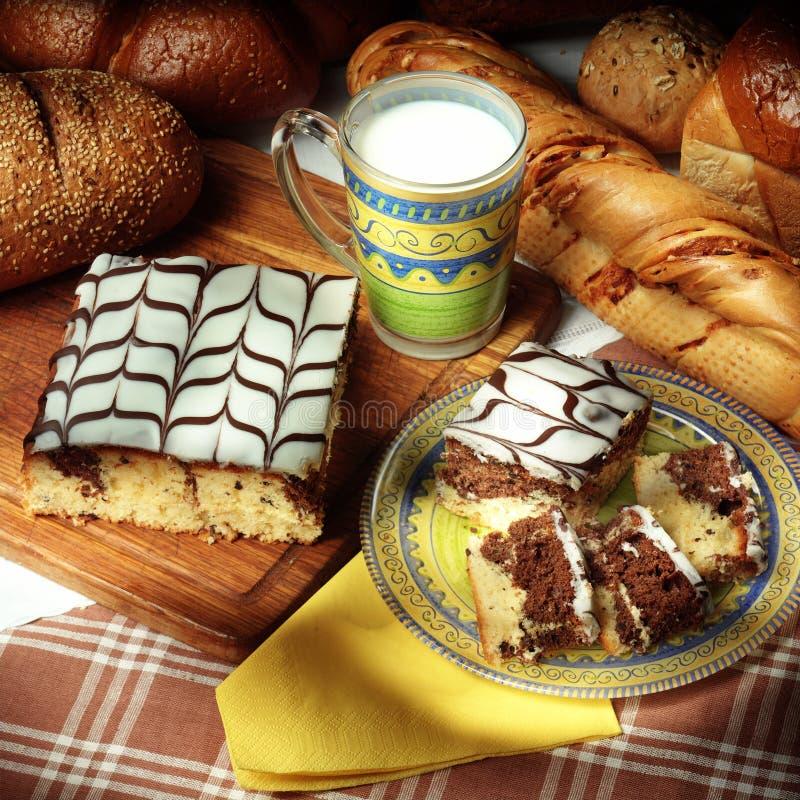 Cakes stock photo