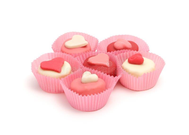 cakes royaltyfria foton