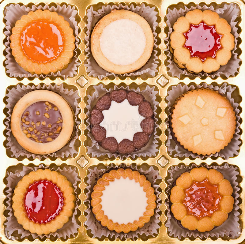 Download Cakes collection stock photo. Image of chocolate, collage - 18353486
