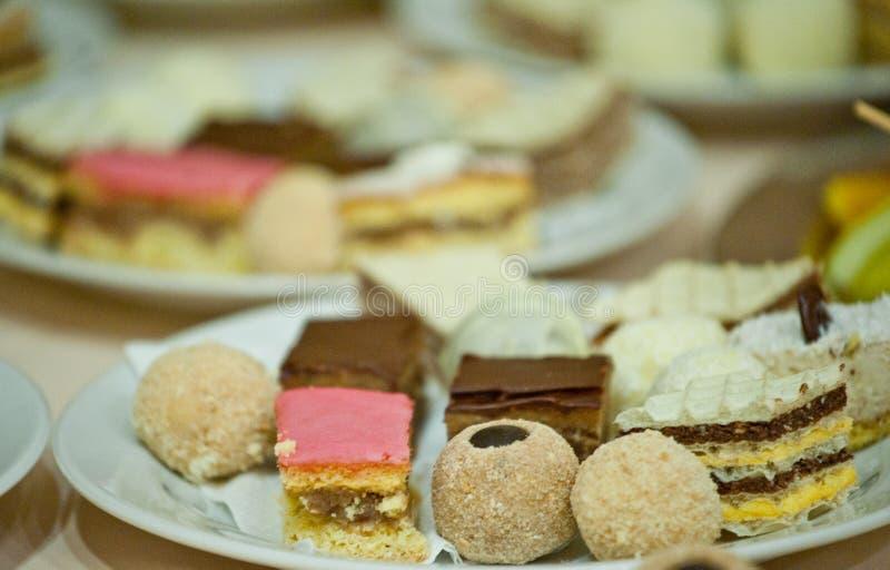 cakes little arkivbilder