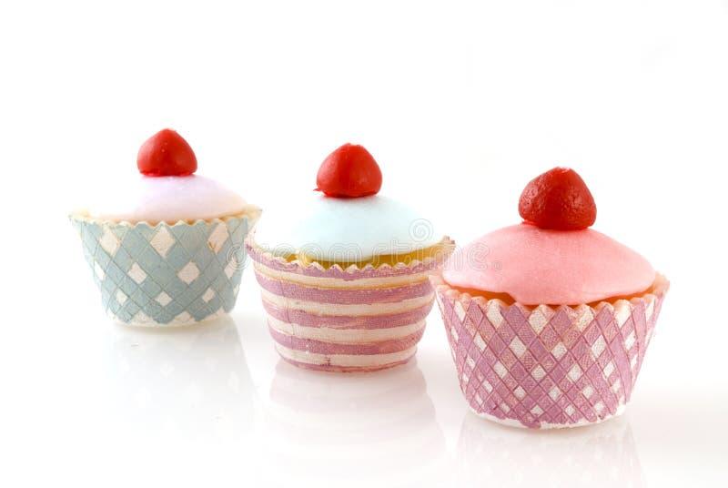 cakesinfall royaltyfri fotografi