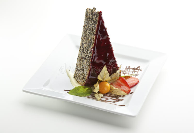 cakevallmofrö royaltyfri foto