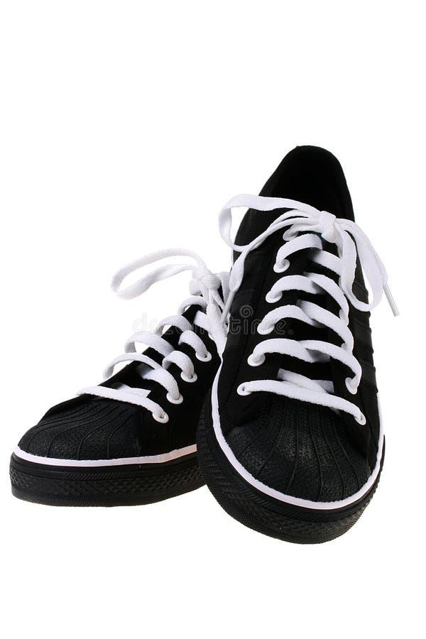 Calçados fáceis foto de stock