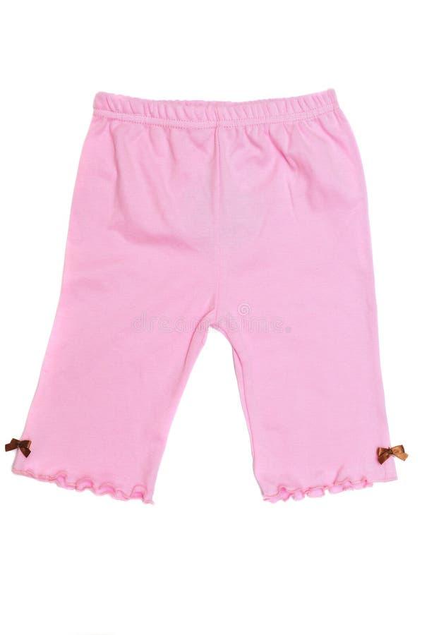 Calças cor-de-rosa fotos de stock
