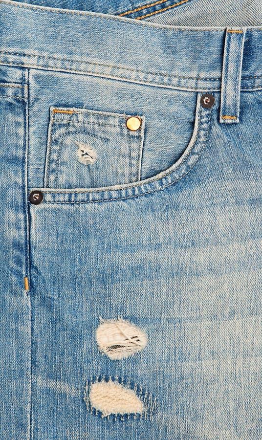 calças de brim imagens de stock royalty free