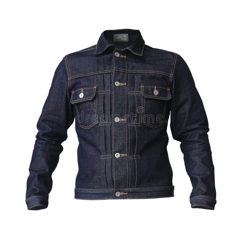 Calças de brim das camisas da sarja de Nimes fotos de stock