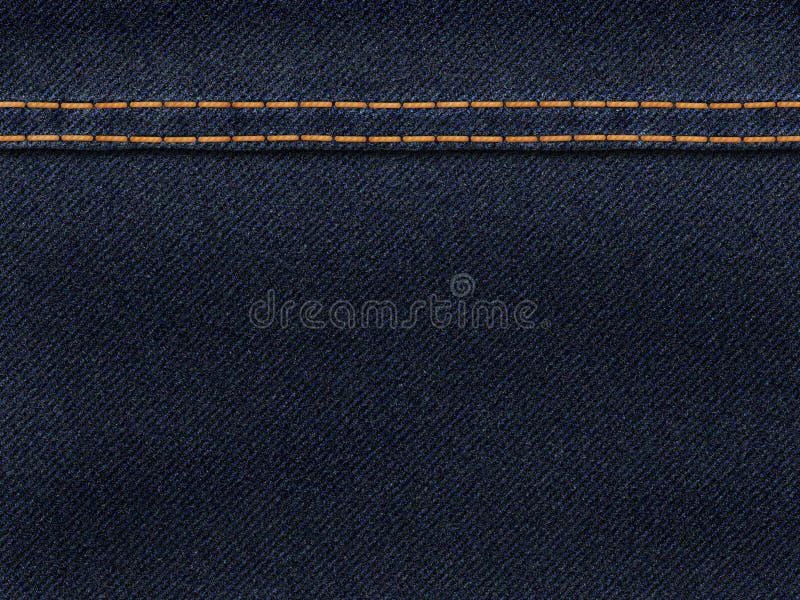 Calças de ganga com pontos amarelos imagem de stock royalty free