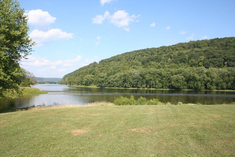 Cala del francés del río de Allegheny fotografía de archivo libre de regalías