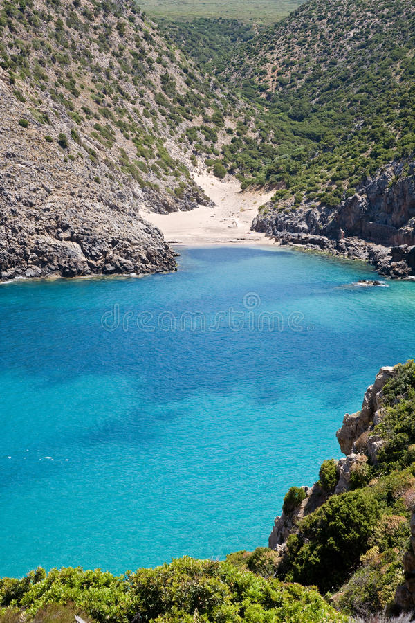Download Cala Domestica, Sardinia, Italy Stock Image - Image: 14826347