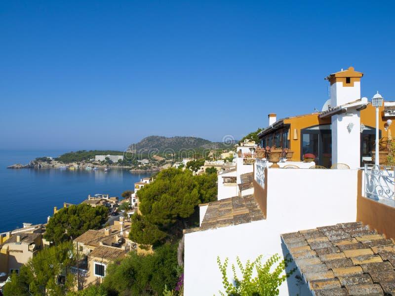 Download Cala Fornells, Mallorca stock image. Image of majorca - 15155107