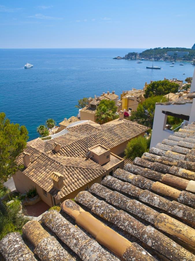 Cala Fornells, Mallorca Royalty Free Stock Photo