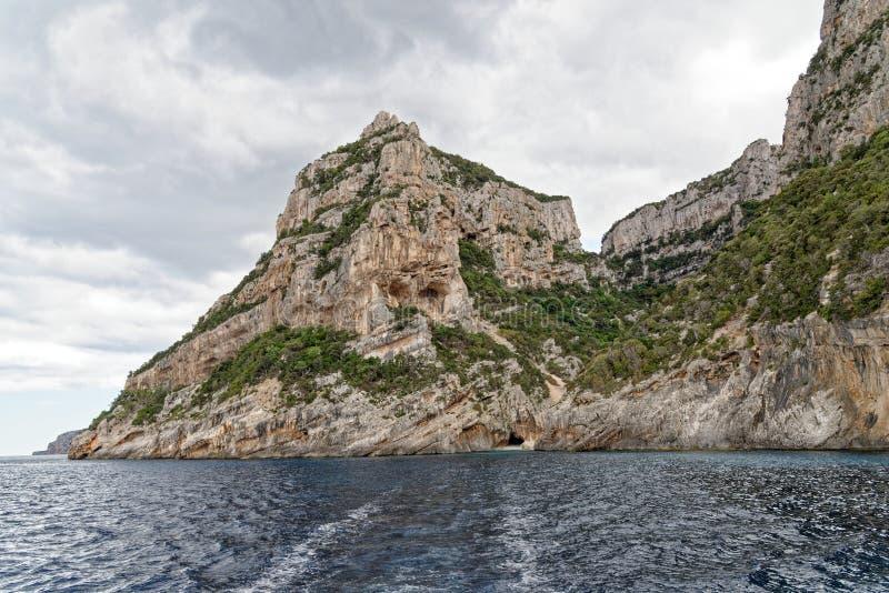 Cala Mudaloru - Σαρδηνία - Ιταλία στοκ φωτογραφίες με δικαίωμα ελεύθερης χρήσης